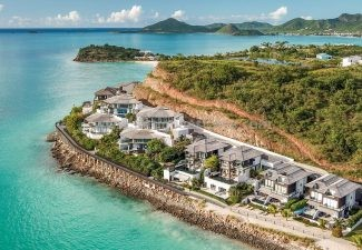 View the Seacrest Villas for Sale in Tamarind Hills Antigua