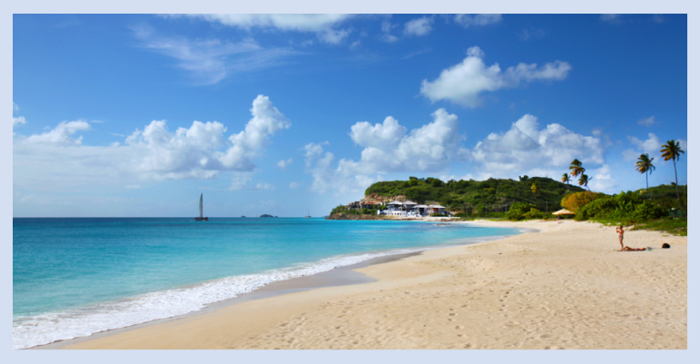 Beach Property Tamarind Hills Antigua